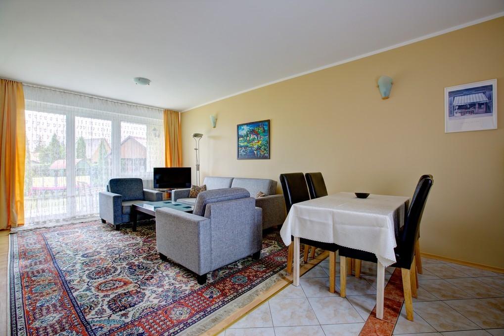 Apartament 4-os Villa Astrid Jastarnia