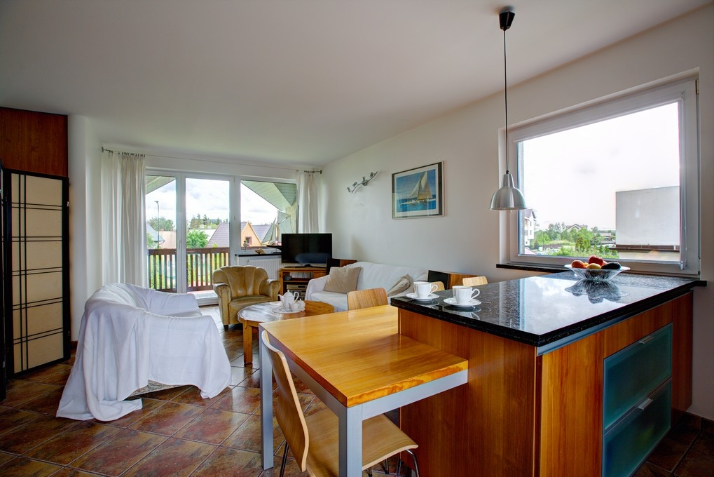 Apartament 3-os Villa Astrid Jastarnia